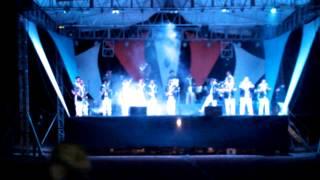 CABALLO PRIETO AZABACHE - BANDA EXPLOSIVA DE AJUNO 2014