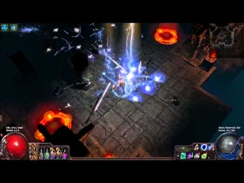 Path of Exile (POE): Death and Taxes - Unique Level 75 Map