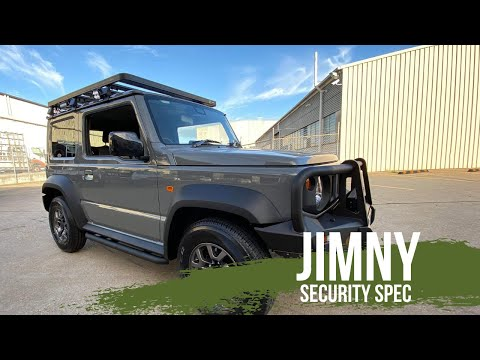 2020 Suzuki Jimny (Security Spec)
