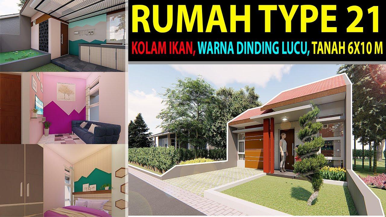 Desain Rumah Minimalis Type 2160 2 Lantai