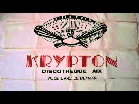 DISCOTHEQUE LE KRYPTON 1984