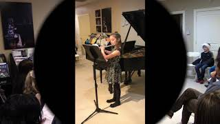 PW Chester Holiday Recital Clips 2018