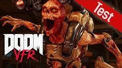 Im Angesicht der VR-Hölle: Doom VfR im Test