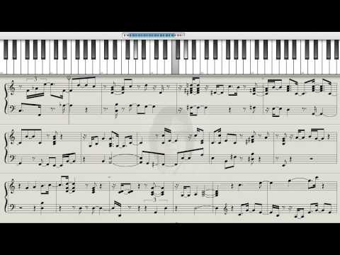 How to play  Have yourself a merry little Christmas  on the Piano