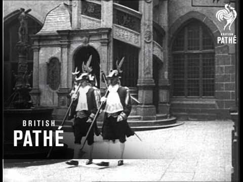 In Goethe's Footsteps (1933)