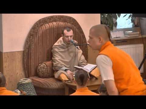 Шримад Бхагаватам 4.6.39 - Джаганнатха Прия прабху