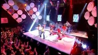Basement Jaxx - Red Alert (Live on TV 2005)
