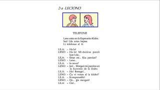 3 – Aula 1 de Esperanto