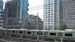 Tokaido Shinkansen ride Tokyo to Kyoto!