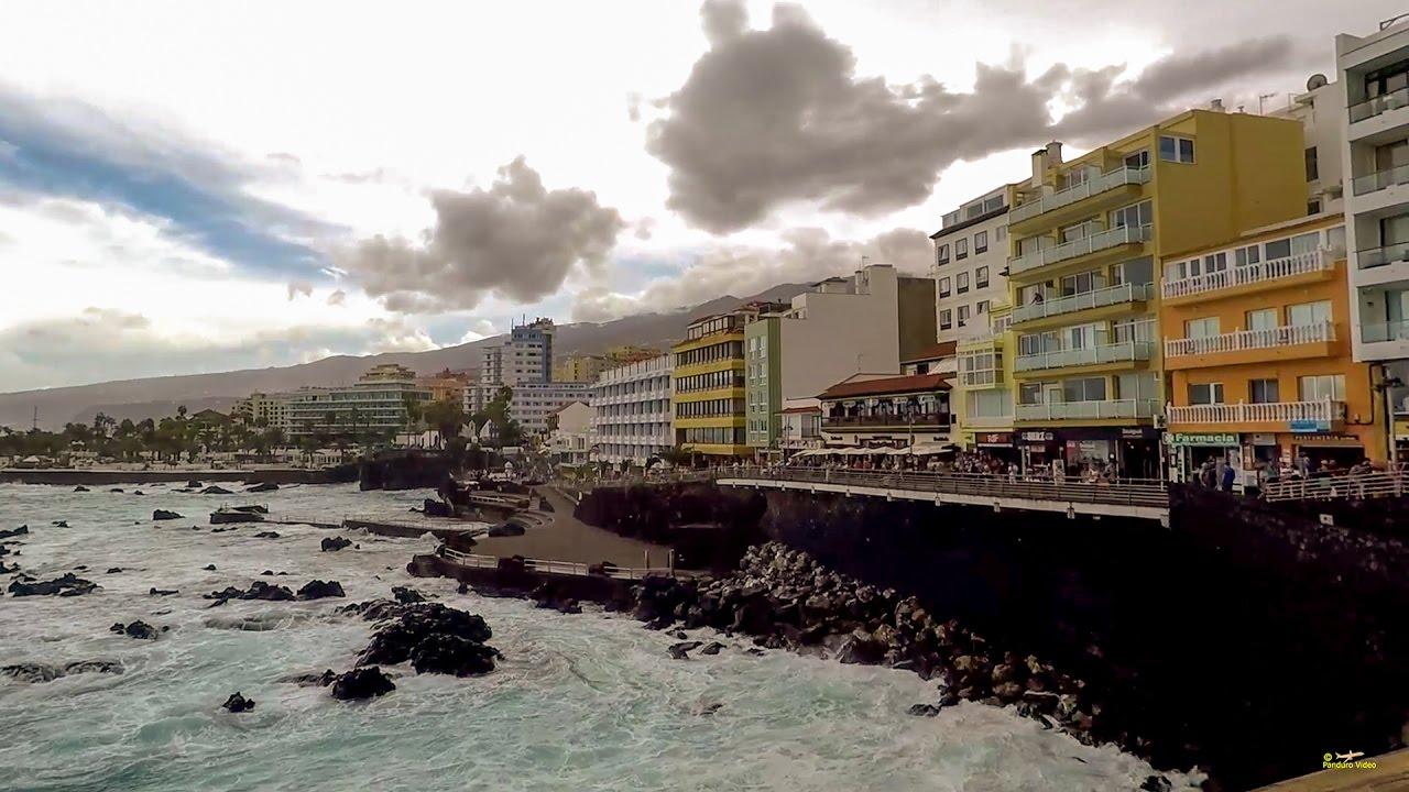 Wetter Teneriffa Puerto De La Cruz