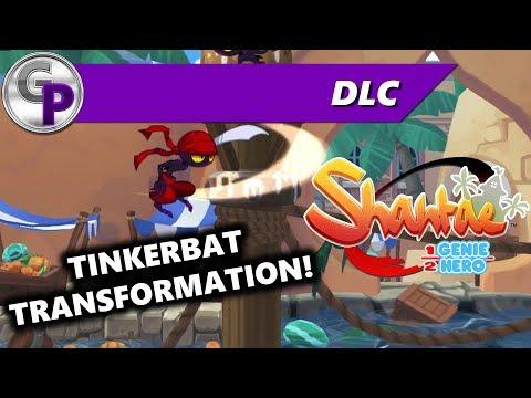 Tinkerbat Transformation - Shantae: Half-Genie Hero