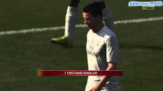 Fifa 16 Demo Pc Gameplay Barcelona Vs Real Madrid GTX 970