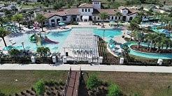 Windsor at Westside Orlando Resort and Clubhouse FL 2018 4K Flyover