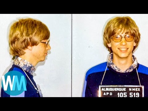 Top 10 Celebrities We CAN'T BELIEVE Have Mugshots!