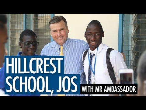 Hillcrest Schools, Jos