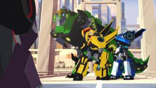 Transformers US Entertainment 'Transformers Robots in Disguise Season 1 Trailer'