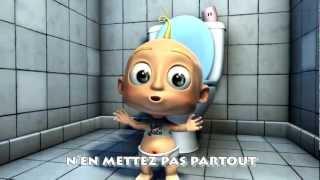 Baby Kata--Pipi Caca [électro music]