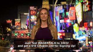 WagerTalk Text Club - $10 in Sports Picks