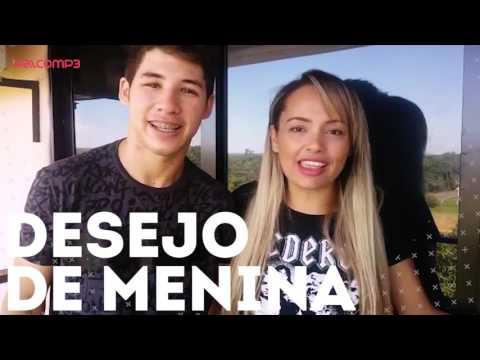 MINHA MÃE EM 1 MÚSICA com DESEJO DE MENINA | Palco MP3