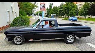1965 Ford Ranchero 289 V8 Classic Car Falcon Pick UP