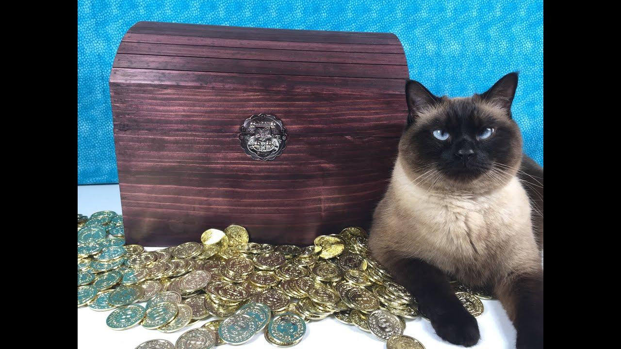 Blind Bag Treasure Chest Shopkins Mlp Lps Minecraft Frozen