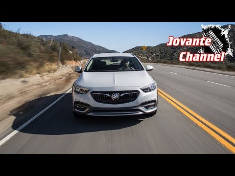 2018 BUICK REGAL TOURX FIRST TEST REVIEW: ROADMASTER REVISITED