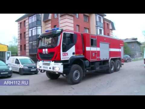 Поморская 54 в Архангельске