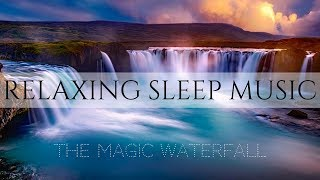 Relaxing Music for Kids to SLEEP | MAGIC WATERFALL | Meditation Music for Children