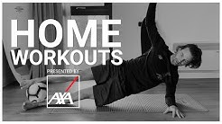 LFC's Home Workouts with Andreas Kornmayer | Mobility and Core session