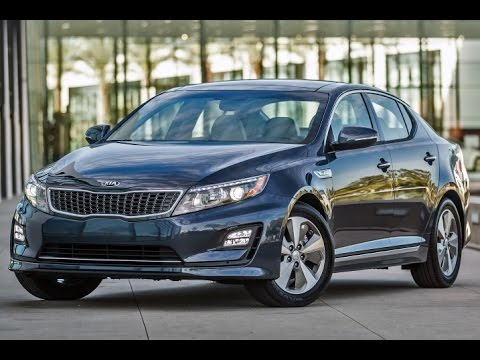 Kia Optima Hybrid 2017 Car Review