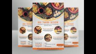 Poster Tutorial | Hướng dẫn thiết kế Poster bằng Photoshop | Hải Thanh Design
