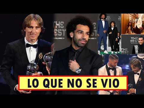MODRIC: 'THE BEST' | POLEMICO PREMIO PUSKAS A SALAH | LO QUE NO VISTE DE 'THE BEST'