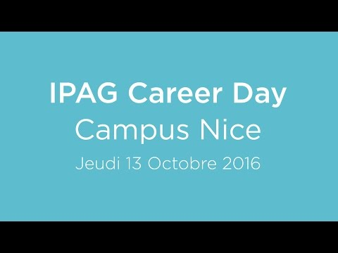 IPAG Career Day - Campus Nice