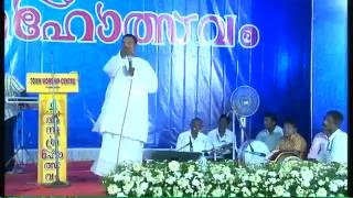 Pastor Anish Kavalam | Anugraholsavam 2016-Day 01 | Christian Spiritual Convention | Pampady