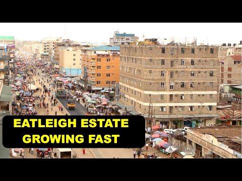 EASTLEIGH Estate is