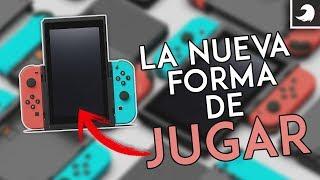 ¿Porque muchos juegan con la Nintendo Switch de esta forma? | Tocby