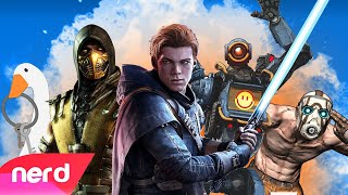 The 2019 Gaming Rap Up | #NerdOut | The Best Games of 2019