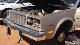 FOUND - 1984 Buick Skylark Time Capsule