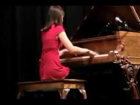 Stephanie Trick Playing Carolina Shout