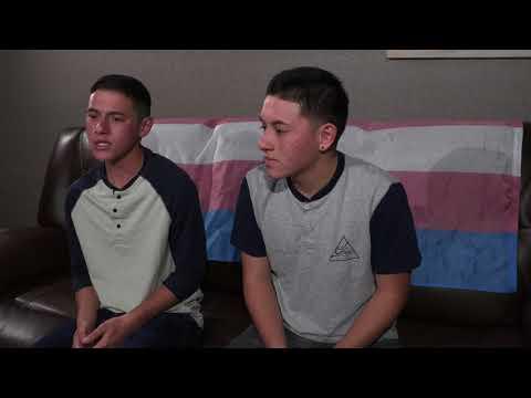 Identical Transgender Twins