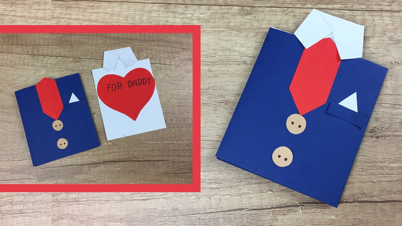 Gift Card Diy Idea For Father S Day Easy To Make For Everyone