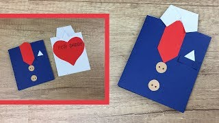 Gift Card DIY idea for Father's day easy to make for everyone