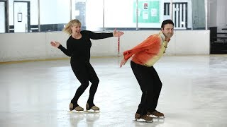 \'Average Andy\' with Tonya Harding