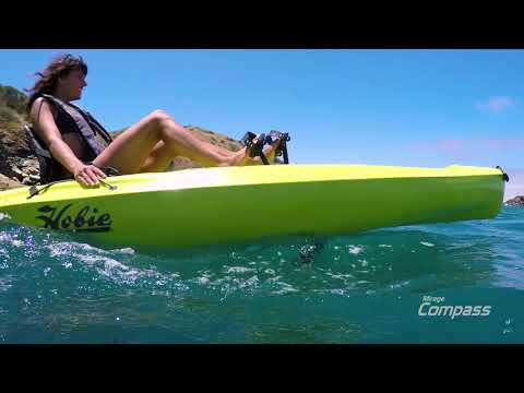 Introducing the Hobie Mirage Compass