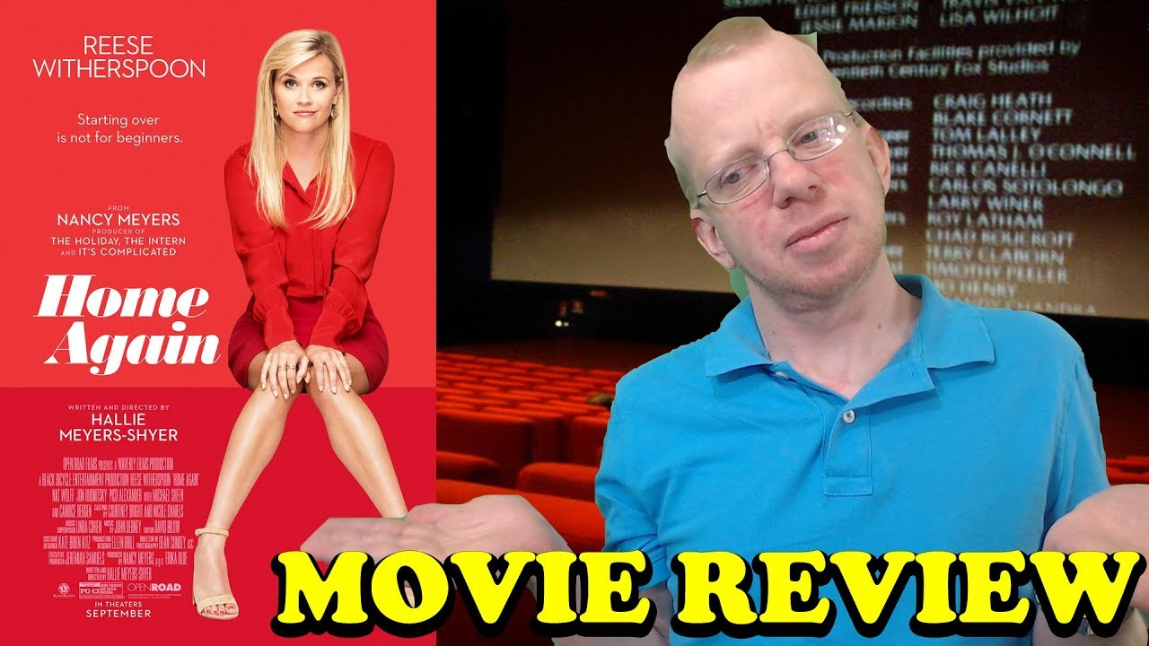 Home Again Movie Review Youtube