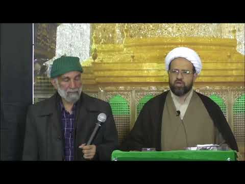 Hate speech at Auckland Mosque by Hormoz Ghahremani of Iranian Embassy