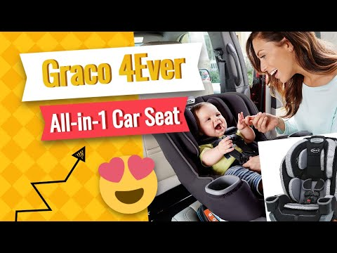 Graco 4Ever All-in-1 Car Seat - Saveinstant.ca