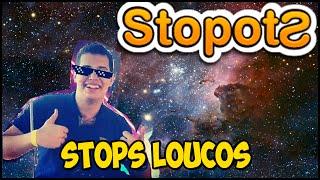 STOPS LOUCOS, ALTAS RISADAS - STOPOTS c/ TazerCraft, Febatista, Tayr