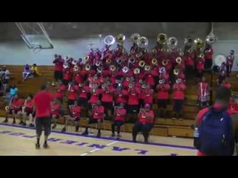 Georgia Mass Band & The River Region All Star Band Continue There Epic Battle In Montgomery Alabama