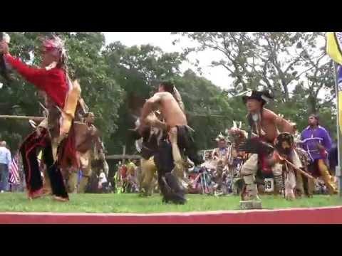 War Paint - Grand Entry - Shinnecock Reservation PowWow
